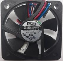 Micro ventilador AD0512hb-g76 12v 50x50x10mm rolamento
