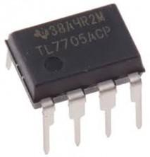 circuito integrado TL7705ACP DIP 8 PINOS