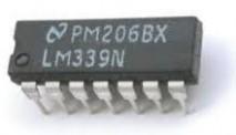 circuito integrado LM339N DIP