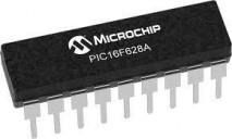 circuito integrado PIC16F628A-I/P  dip 18 pinos