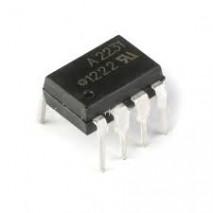 circuito integrado A2231 HCPL2231 DIP 8P